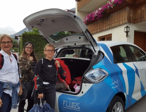 """CO2-freundliches Urlaubsangebot: Familie testet """"FLUGS"""" im Nationalpark Hohe Tauern"""