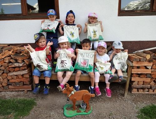 """Aktionstage Energie"" im Kindergarten St. Jakob"